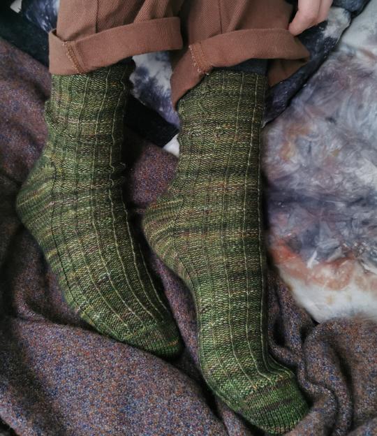 Husk Socks