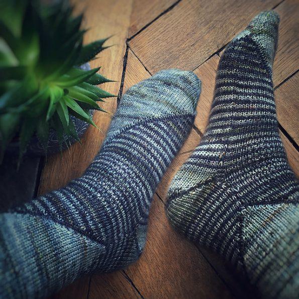 Midori Socks 11