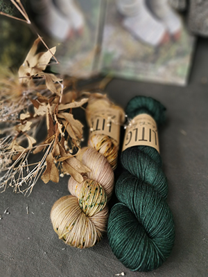 Wheat/Emerald Eve