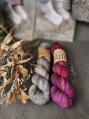 Grayslake Grass/Rose Garnet