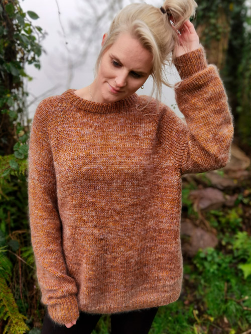 woodkeeper sweater