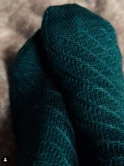 Hatching Socks