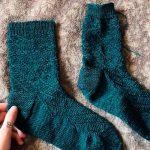Hatching Socks2