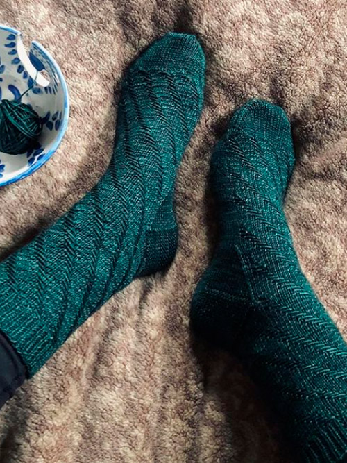 Hatching Socks4