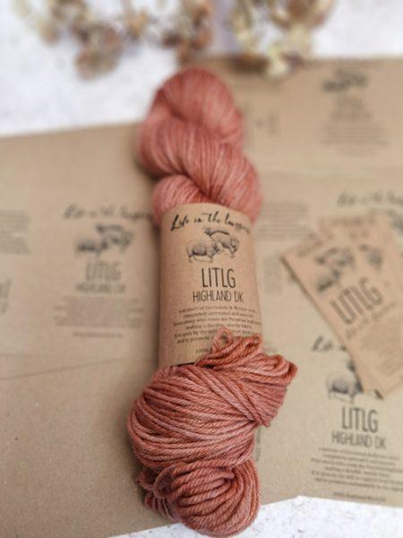 irish wool yarn olann laine