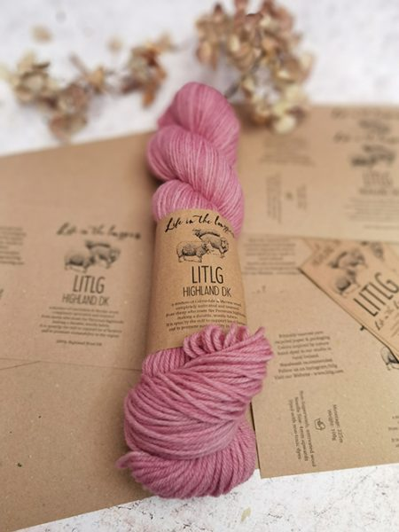 sustainable yarn litlg