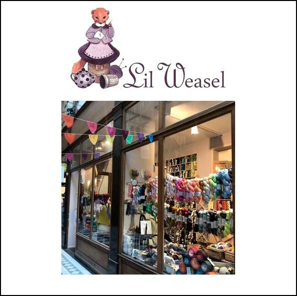 Lil Weasel – France