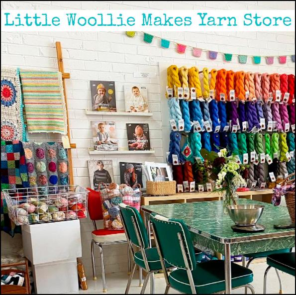 Little Woollie Makes Yarn Store – Australia
